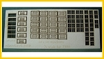 6980 TT  Windows Bausatz, Lasercut