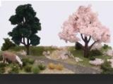 95715 Hillside Scene Kit / Bausatz