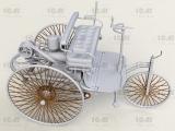 24040 Benz Patent-Motorwagen 1886, Kit, 1:24