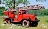 5968822 Drehleiter Magirus DL30 auf Zil-157, Bausatz