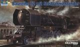 9360210 / 00210 Kriegslokomotive Baureihe 52 (BR-52) mit Steifrahmentender, Bausatz
