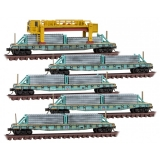 993 02 170 N Concrete Tie Loader UP