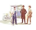 24003 / 3314003 Henry Ford 6 Co. Bausatz