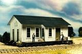 113 N Ft. Davis Railroad Depot, Bausatz