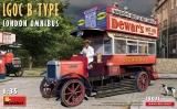 6469021 / 38021 London Omnibus LGOC B-Typ Bausatz 1:35