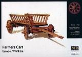 2333537 / 3537 Farmers Cart Europe WWII in 1:35, Bausatz