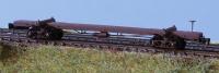 0 20 RTR Spur Nn3 Swayne Logging Car