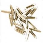 99040909 Z Rail Joiners brass