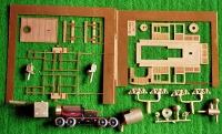 30055 Bausatz N 20 ton Climax B Typ Messing