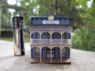 4022 Z Kit 1880s Gem Hotel OR Zeldas B&B