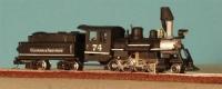 30086 RTR Nn3 2-8-0 #74 C&S