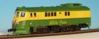 ALB 10 RTR White Pass &  Yukon Route GE Class 90 Diesels Nn3