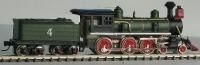 30031 RTR Z Old Time Tenwheeler grün Messing