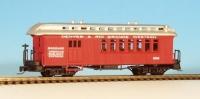 30065 RTR Nn3 Combine rot D&RGW