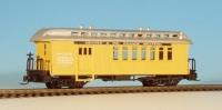 30066 RTR Nn3 Combine gelb D&RGW