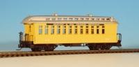 30069 RTR Nn3 Coach gelb D&RGW