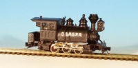 30089 RTR Nn3 Saddle Tank Engine D.& R.G.R.R.